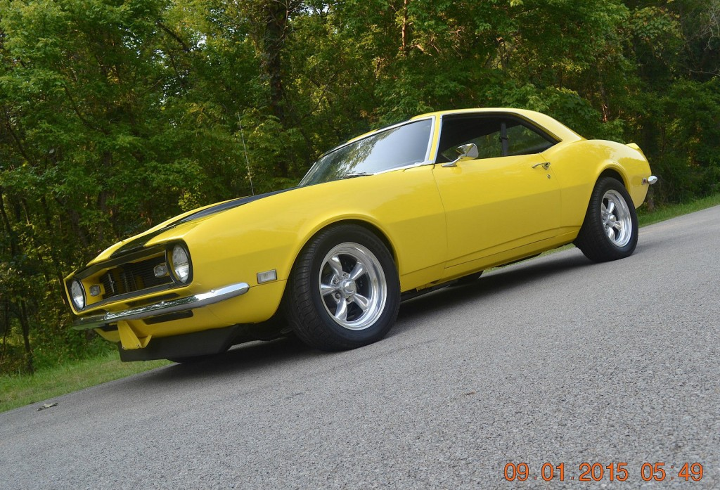 1967 Chevrolet Camaro RESTOMOD