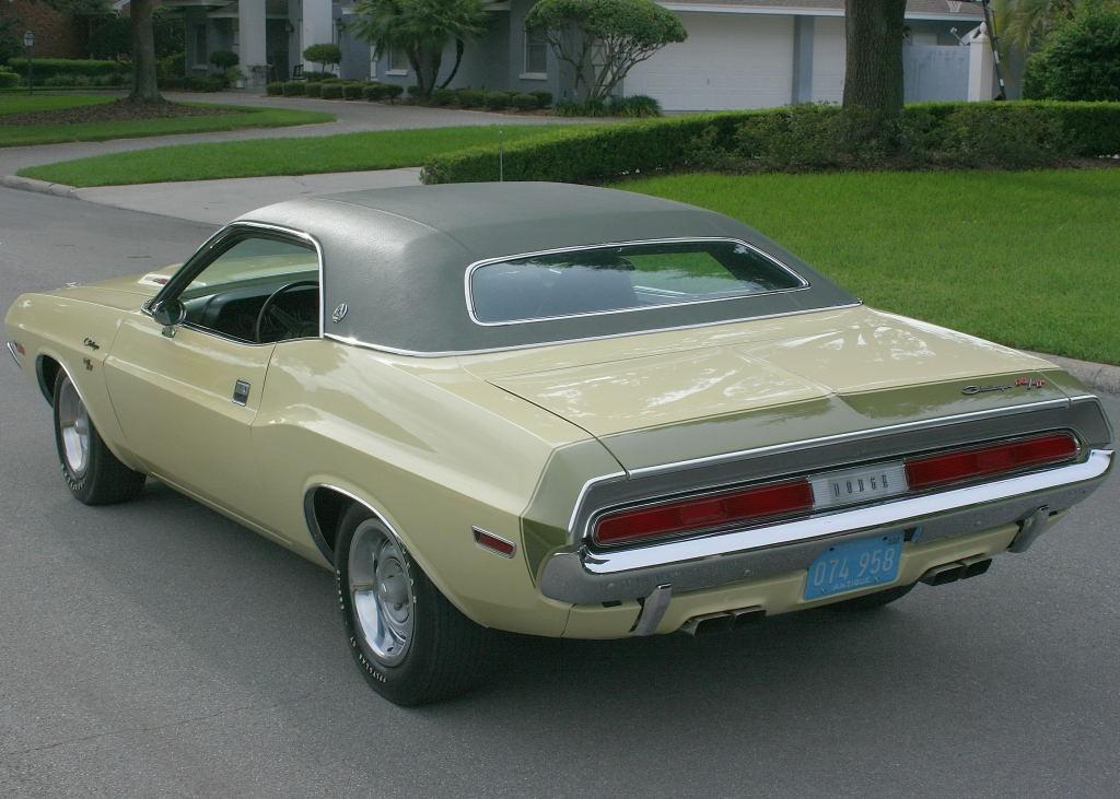 1970 Dodge Challenger Rt Se 440 Six Pack Rotisserie For Sale