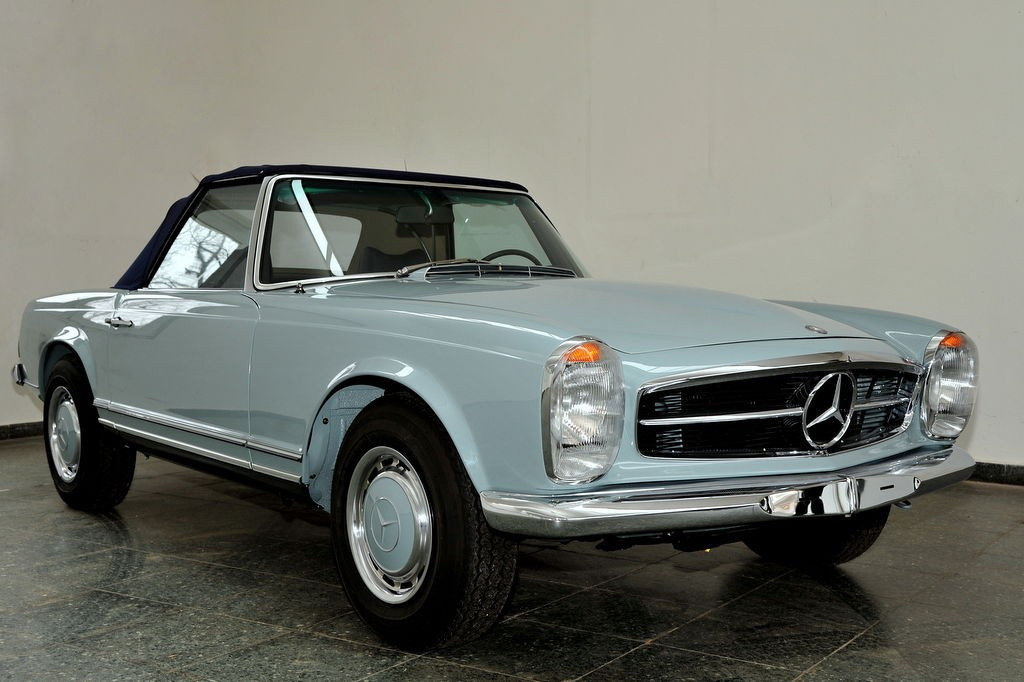 1971 mercedes benz sl class 280sl for sale for Mercedes benz classic magazine