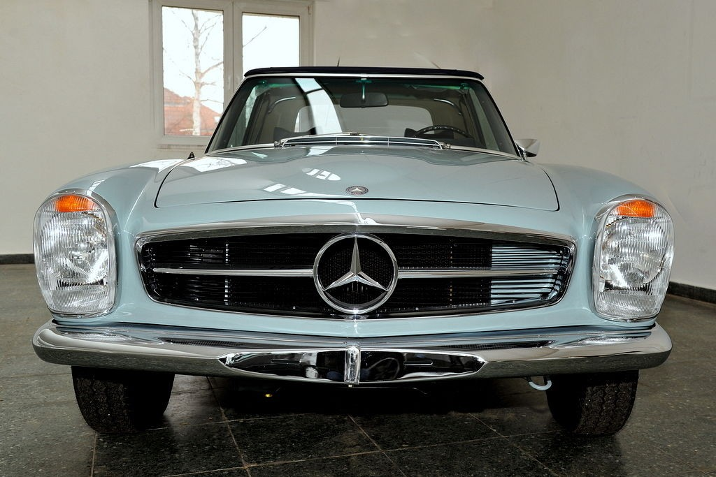 1971 mercedes benz sl class 280sl for sale for Mercedes benz sl280 for sale