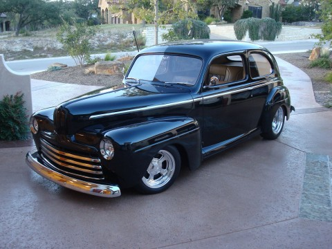 1947 Ford Tudor Sedan for sale