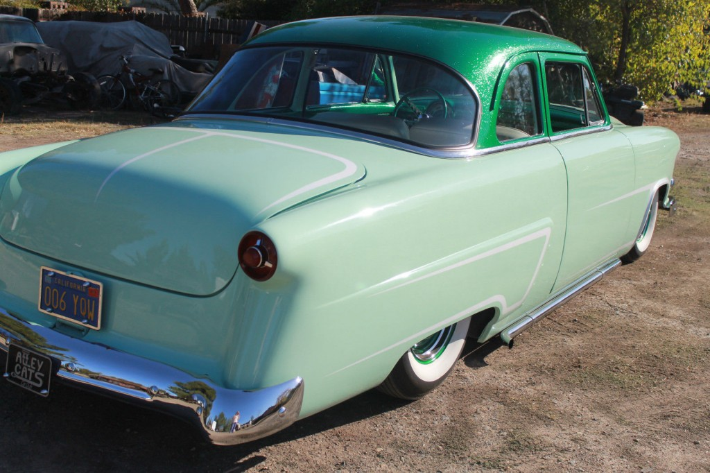1953 Ford Mainline Business Coupe Restored Mild Custom