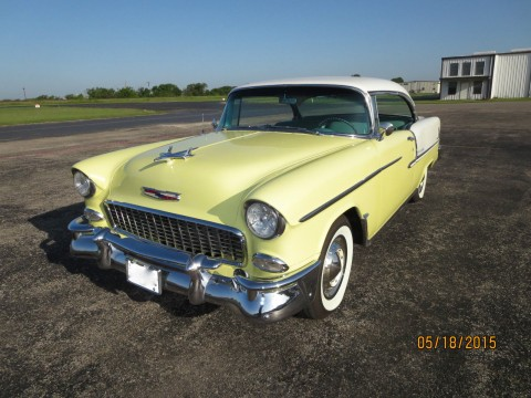 1955 Chevrolet BEL AIR Hardtop; 2 DOOR for sale
