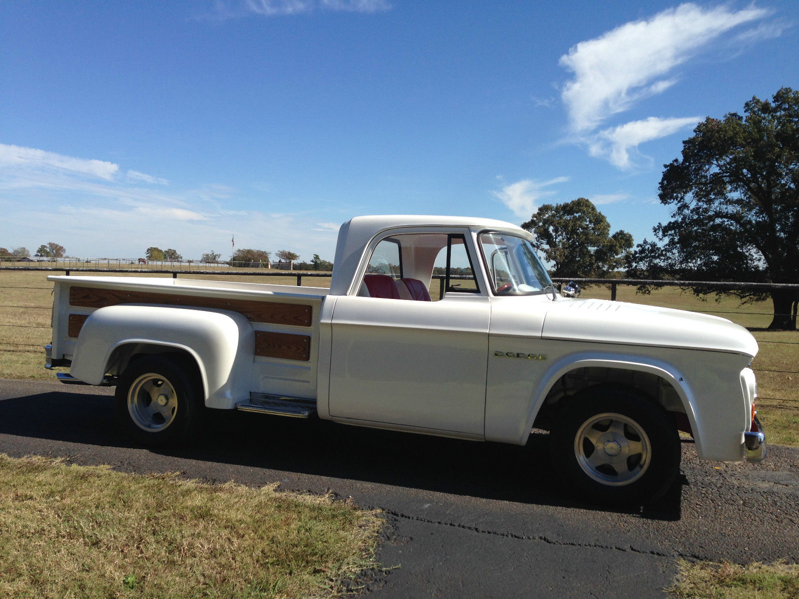 1963 Dodge D100 Pickup For Sale