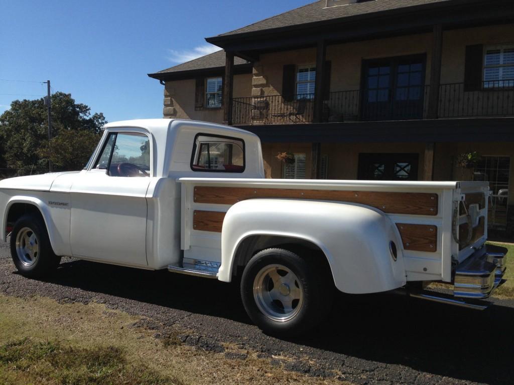 1963 Dodge D100 Pickup for sale