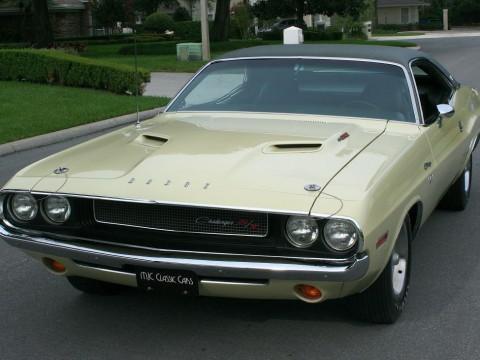 1970 Dodge Challenger RT/SE 440 SIX PACK   ROTISSERIE for sale