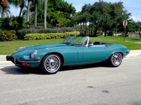 1973 Jaguar E  TYPE Series III ROADSTER for sale