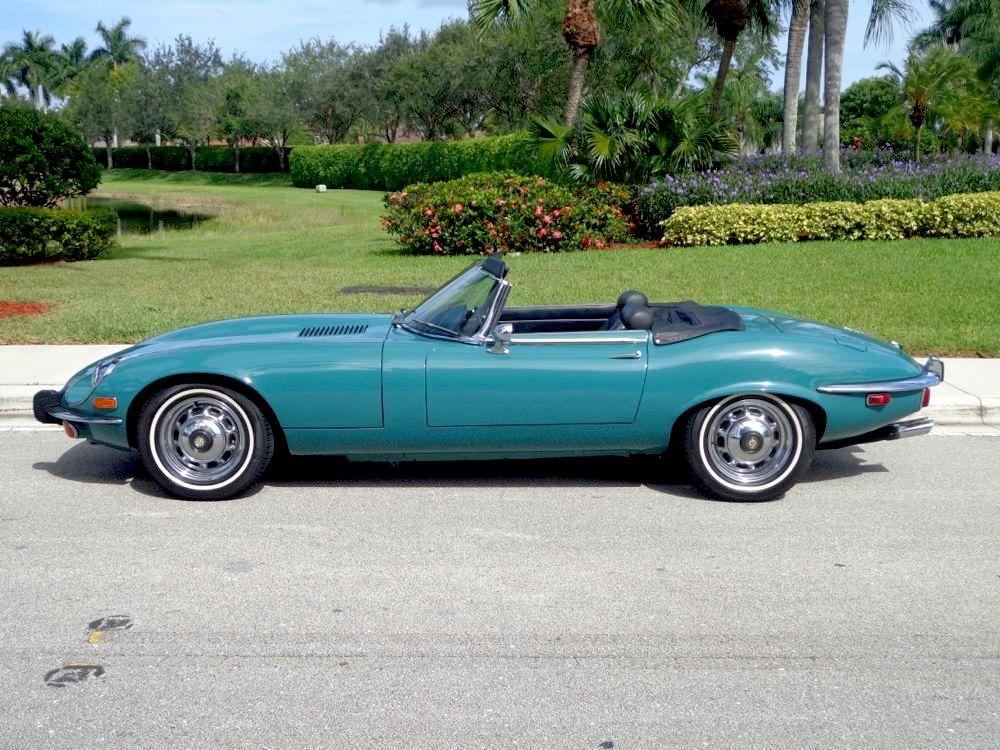 Roadster For Sale Baker La >> 1973 Jaguar E TYPE Series III ROADSTER for sale
