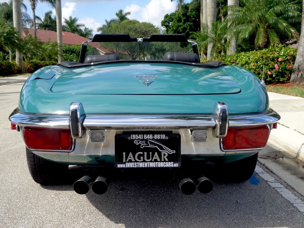 Roadster For Sale Baker La >> 1973 Jaguar E TYPE Series III ROADSTER for sale