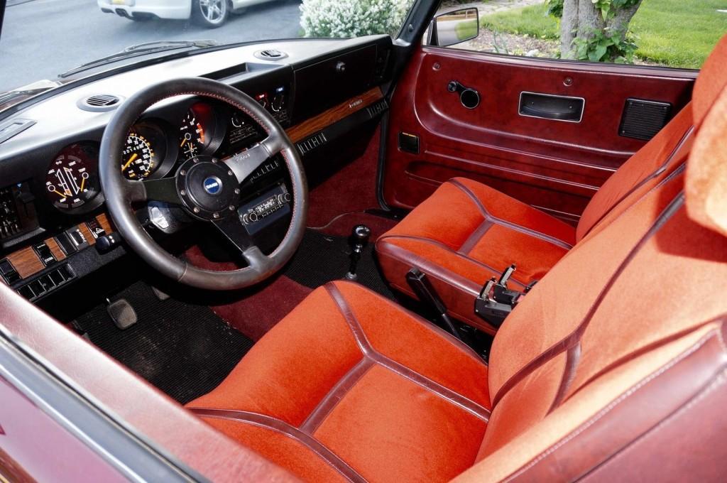1977 Saab 99EMS