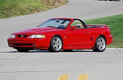 1994 Ford Mustang Cobra Indy 500 Pace Car for sale