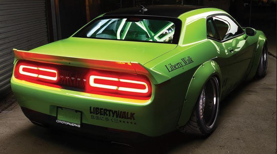 2015 Dodge Challenger Sema Show Car For Sale