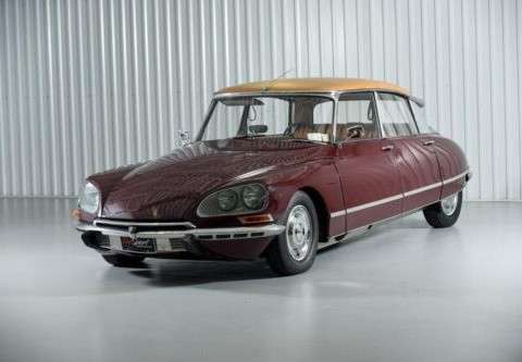 1968 Citroën DS21 Series II for sale