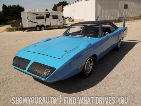 1970 Plymouth Superbird 440 SIX Barrel 4 Speed, 100% Numbers Match for sale