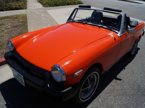1979 MG Midget Midget WITH Believed TO BE 20K Original MILES! for sale