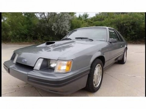 1985 Ford Mustang SVO for sale