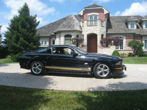 2006 Ford Mustang Shelby American Hertz GT H for sale