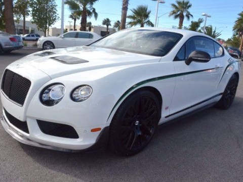 2015 Bentley Continental GT3 R #7 of 99 USA for sale