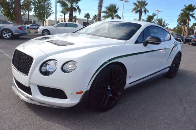 2015 Bentley Continental GT3 R #7 of 99 USA