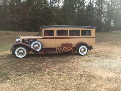 1929 Dodge Fargo Caravan for sale