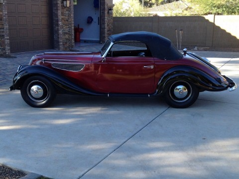 1952 BMW / EMW 327/2 Cabriolet for sale