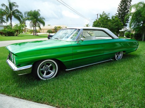 1964 Ford Galaxie 500   George Barris Inspired Rod & Custom Magazine Cover Car! for sale