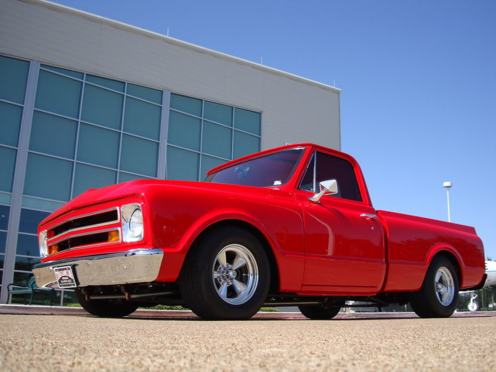 Enterprise Cars For Sale >> 1967 Chevy C 10 Pickup for sale