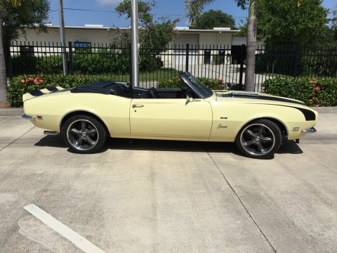 1968 Chevrolet Camaro Convertible RS/SS LS2 for sale