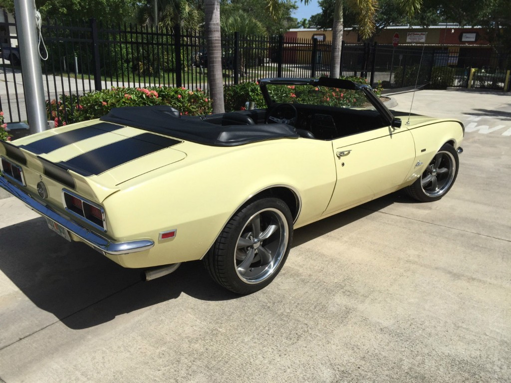 1968 Chevrolet Camaro Convertible RS SS LS2 for sale