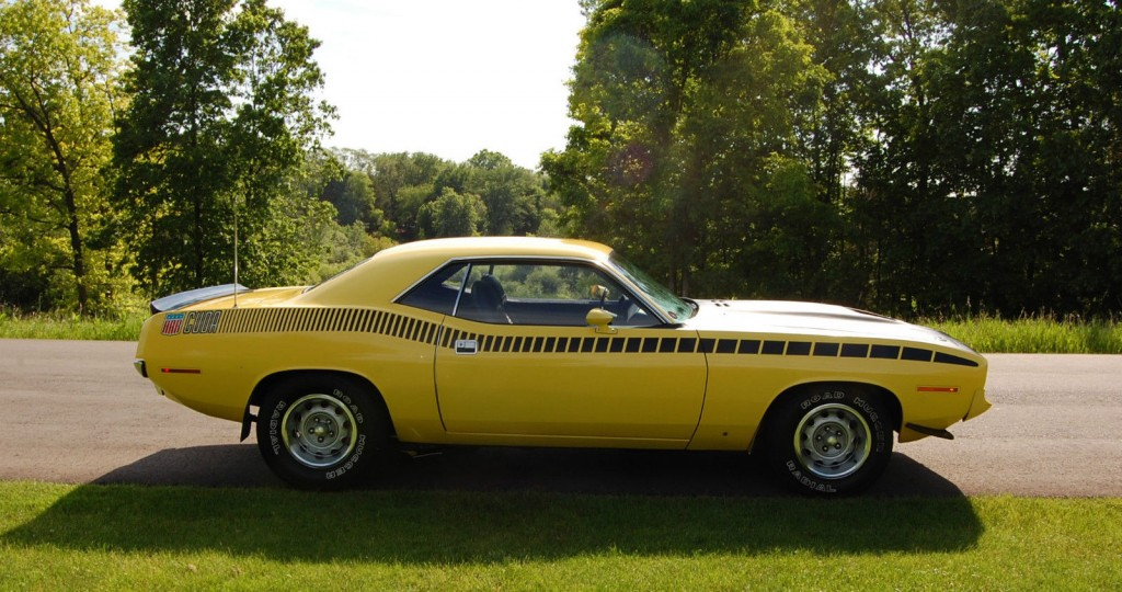 2016 Hemi Cuda >> 1970 Plymouth Barracuda AAR Cuda 340 SIX PACK 4 Speed for sale