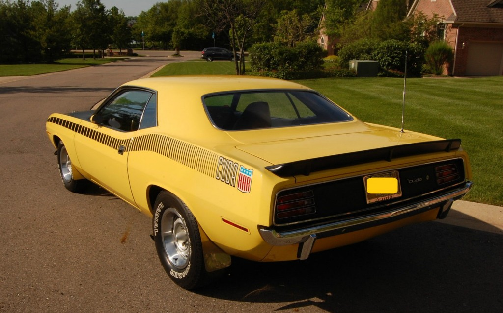 1970 Corvette For Sale By Owner >> 1970 Plymouth Barracuda AAR Cuda 340 SIX PACK 4 Speed for sale