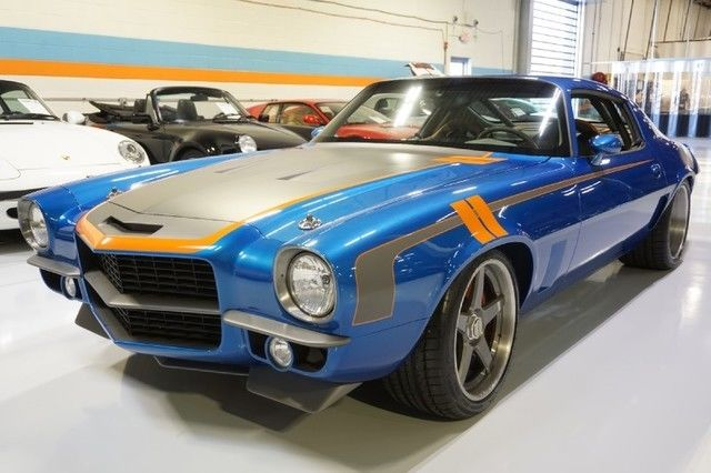 1971 Chevrolet Camaro Brute Force Pro Touring Mast LS7 T56