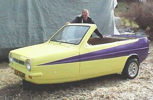 1976 Reliant Robin For Sale