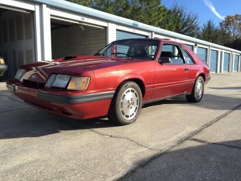1986 Ford Mustang SVO Hatchback 2 Door 2.3L for sale