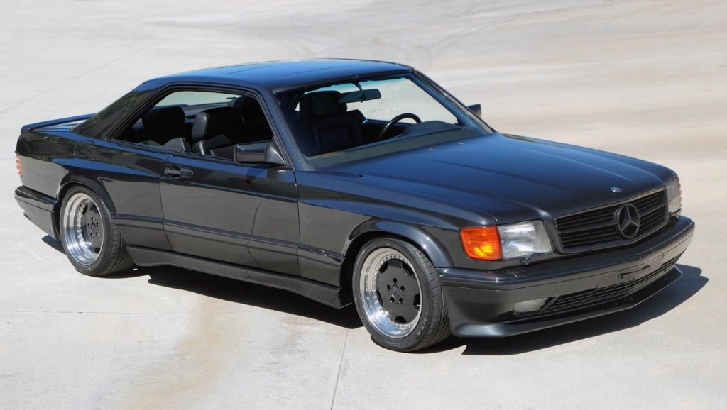 1990 mercedes benz 560sec amg 4 valve wide body for Mercedes benz 560 sec amg for sale