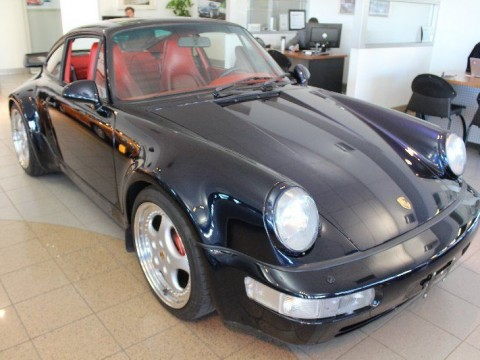 1993 Porsche 964 Turbo 3.6 Midnight Blue for sale