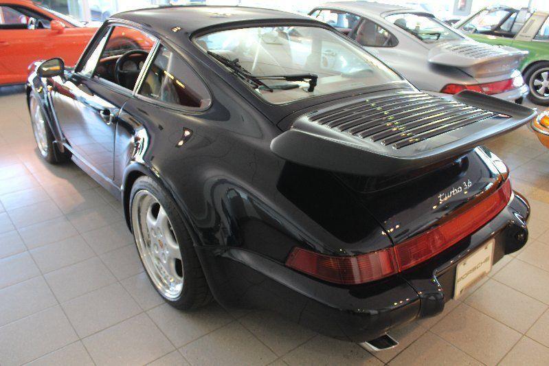 1993 Porsche 964 Turbo 3.6 Midnight Blue
