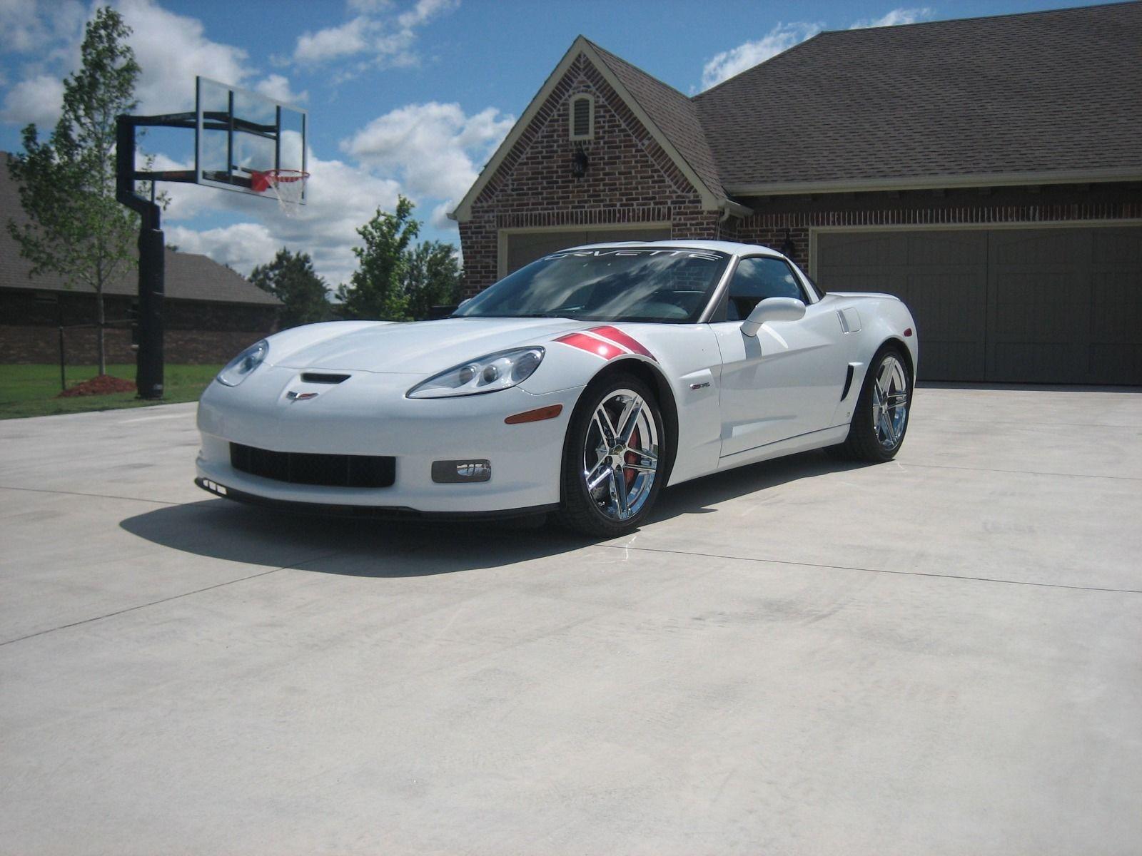 2007 Ron Fellows Corvette Z06 For Sale