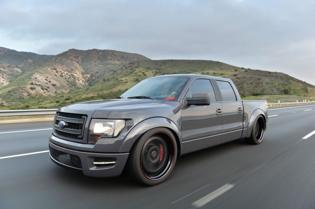 2013 Ford F 150 Tjin Edition Sema Project Car For Sale