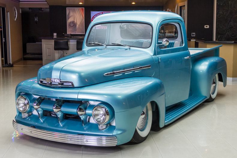 "1951 Ford ""F1"" Custom Pickup"