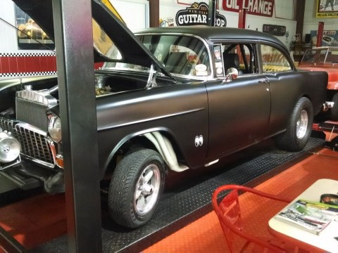 1955 Chevy GASSER hot rod for sale