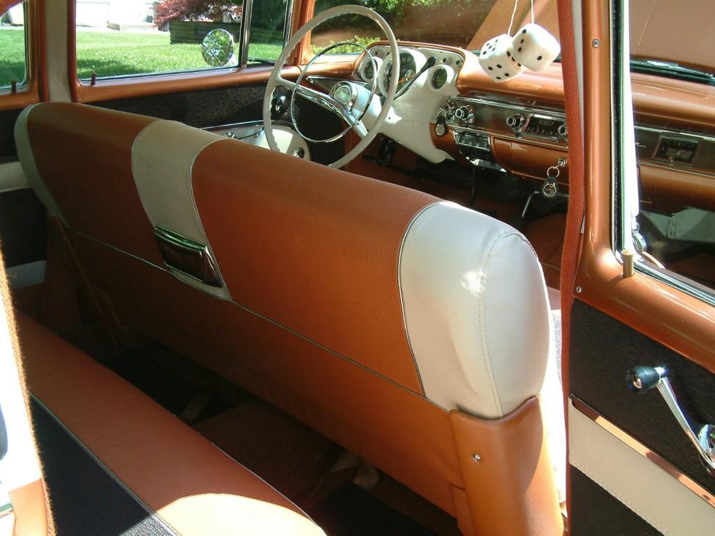 1957 Chevy Belair #1 National Winner 998/1000 Point Car !!