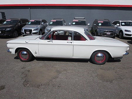 1962 Chevrolet Corvair Monza 900 Club Coupe for sale