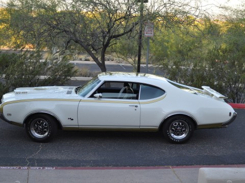 1969 Oldsmobile 442 Hurst for sale