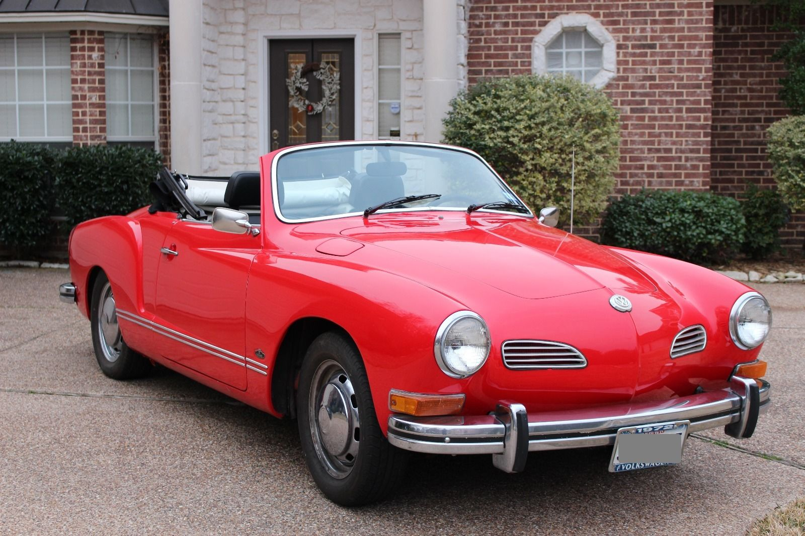 1972 volkswagen karmann ghia convertible for sale. Black Bedroom Furniture Sets. Home Design Ideas