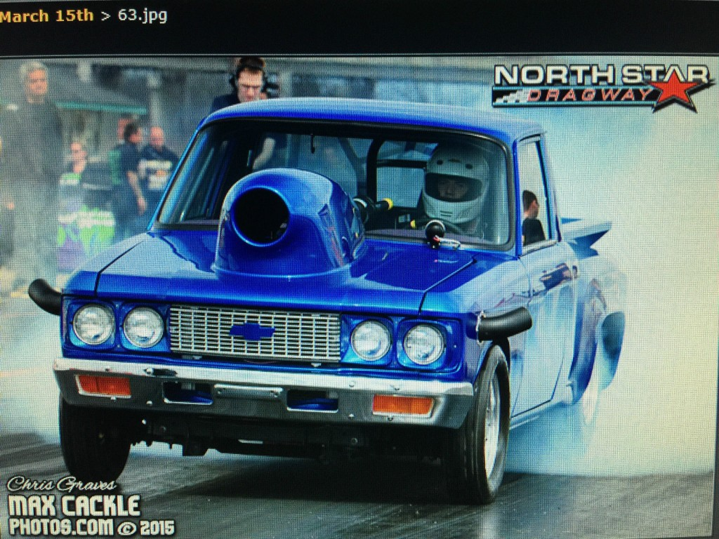 1978 Chevy Luv Drag Truck For Sale
