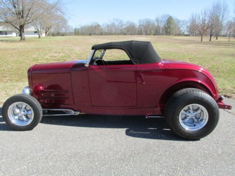 1932 Ford Roadster Dearborn Deuce Street Rod for sale