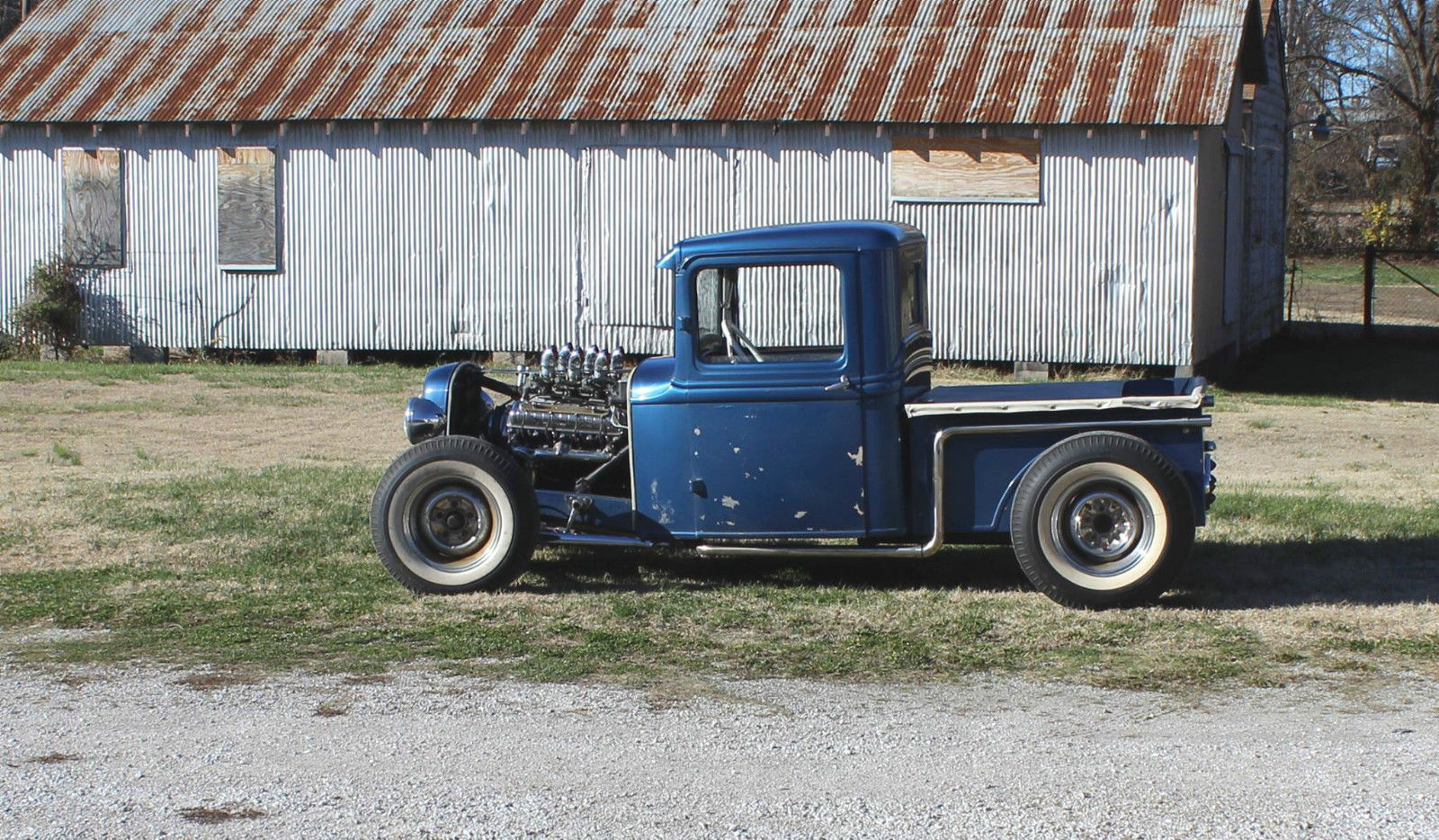 1934 Ford Truck 60 S Survivor Hot Rod For Sale