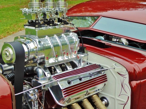 1940 Dodge Power Wagon HOT ROD RAT ROD SHOW CAR Blown HEMI for sale