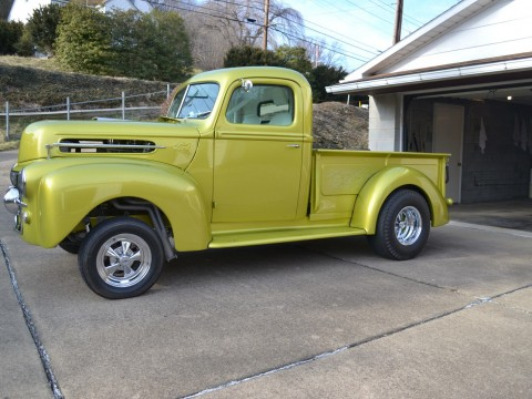 1947 Ford F 1 Custom Hot Rod Gasser for sale